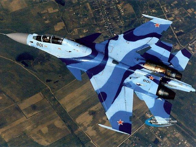 روسیه درصدد فروش جنگنده های سوخو 35 به اندونزی