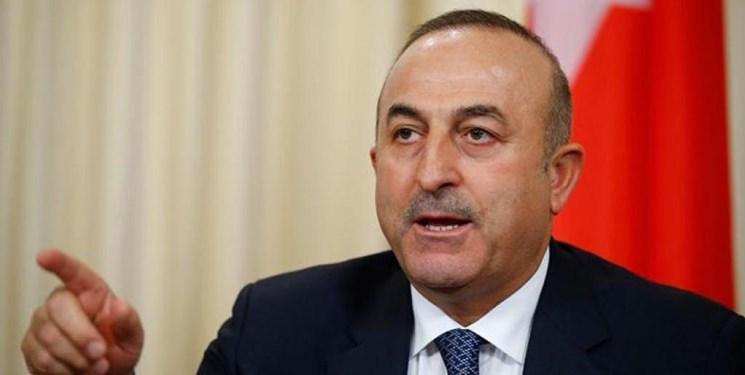 چاووش اغلو: ترکیه در برابر تهدیدها تسلیم نمی گردد