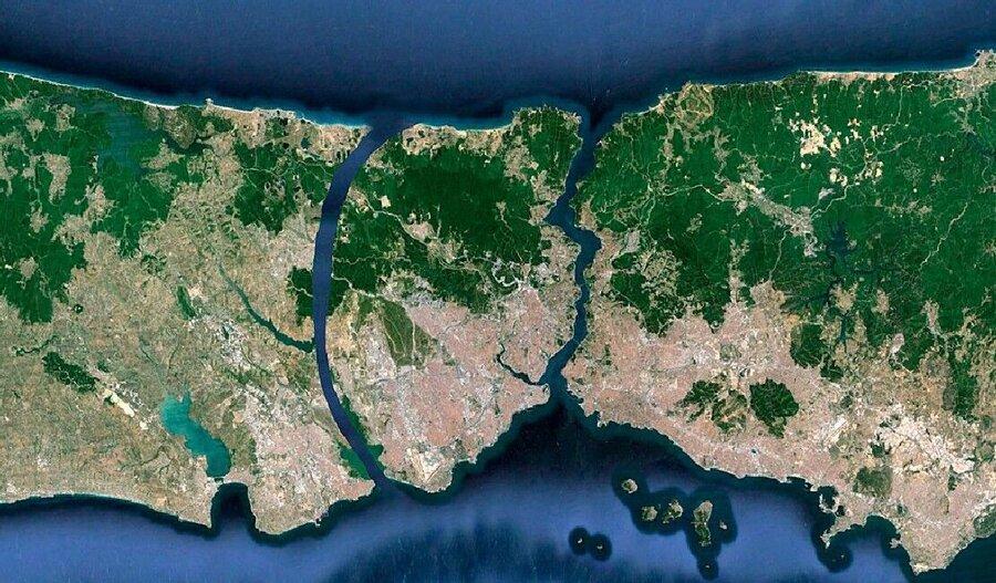ساخت کانال استانبول؛ جزئیات گران ترین پروژه تاریخ ترکیه ، تبدیل استانبول به دو شبه جزیره و یک جزیره