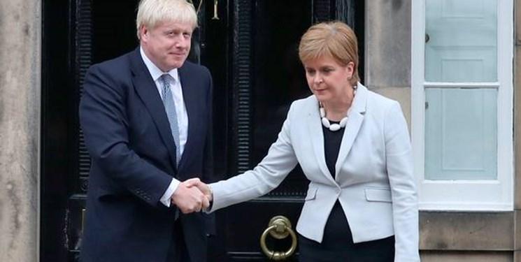 وزیر اول اسکتلند: اسکاتلند نمی تواند در بریتانیا محبوس باشد