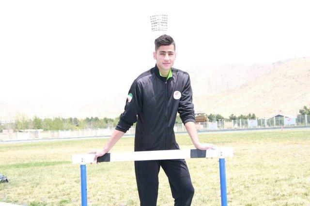 ملی پوش دوومیدانی: ایمان دارم سهمیه المپیک توکیو را می گیرم
