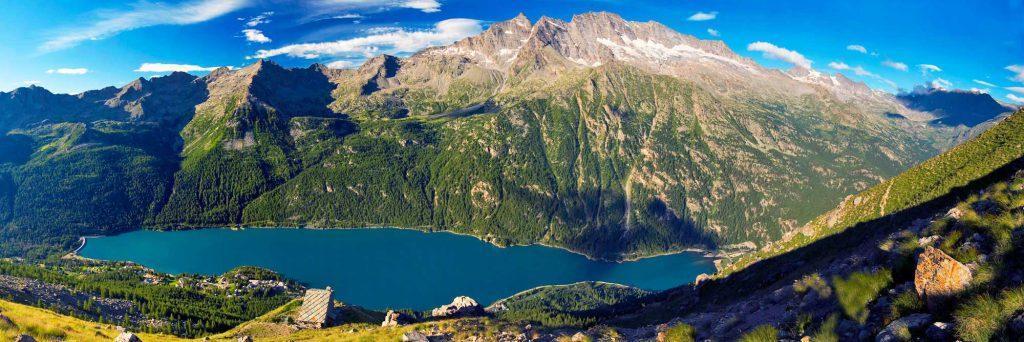 ایتالیا و دریاچه های زیبایش