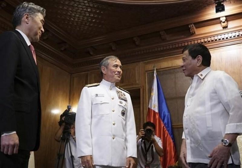 تهدید فیلیپین به لغو توافق نظامی با آمریکا