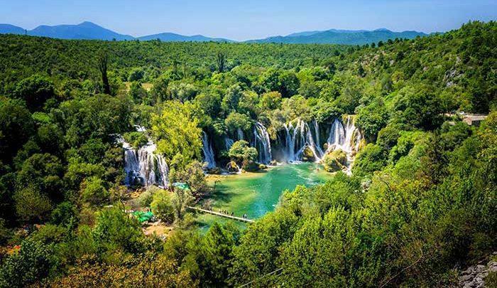 کشور باران و جنگلی که بیشتر از 20 هزار سال عمر دارد، تصاویر