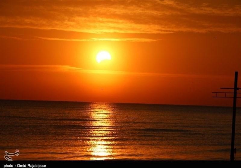 چرا خورشید گرفتگی امروز مهم بود؟