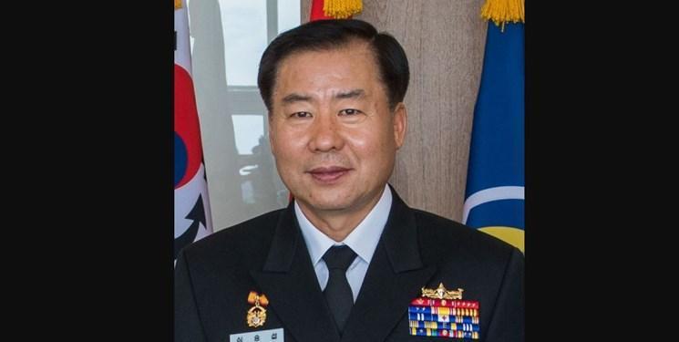 فرمانده نیروی دریایی کره جنوبی به خلیج فارس سفر می نماید