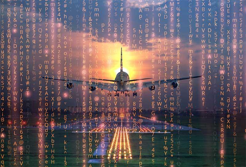 هواپیماربایی مدرن به دست تروریست های سایبری؟!