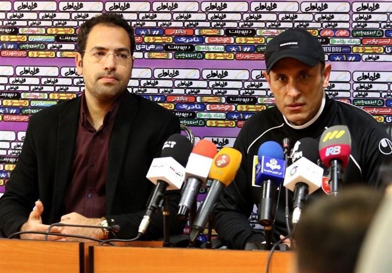 گل محمدی: می توانیم خودمان را مقابل استقلال محک بزنیم، بازیکنانم ذهنیتی قوی دارند و برنده به جهان آمده اند، زیبایی های دربی را از بین برده اند