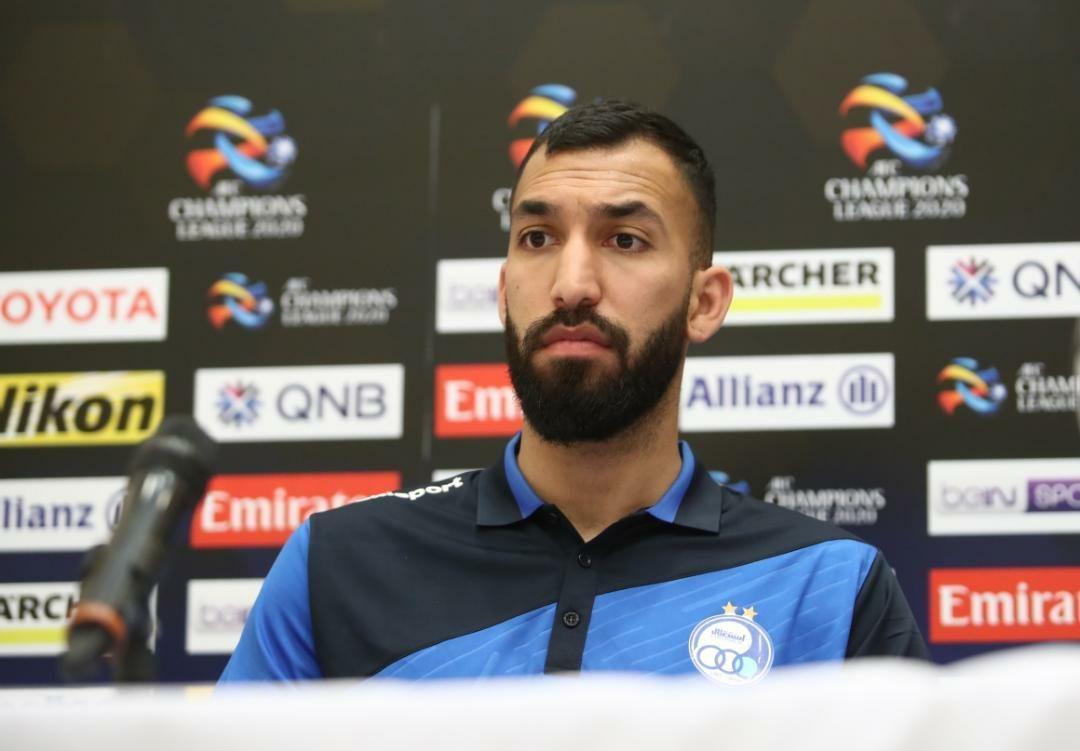 چشمی: از ایران آمده ایم تا نتیجه خوبی در قطر بگیریم