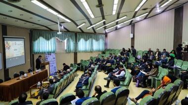 همایش ملی بلورشناسی و کانی شناسی ایران در دانشگاه بیرجند برگزار گردید