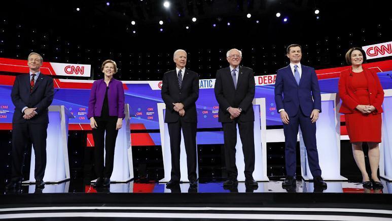 آمریکا؛ رقابت نامزدهای ثروتمند با رئیس جمهور پولدار ، رقم ها میلیاردی است