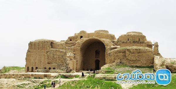 کاخ اردشیر بابکان، کاخی دو هزار ساله در فیروزآباد