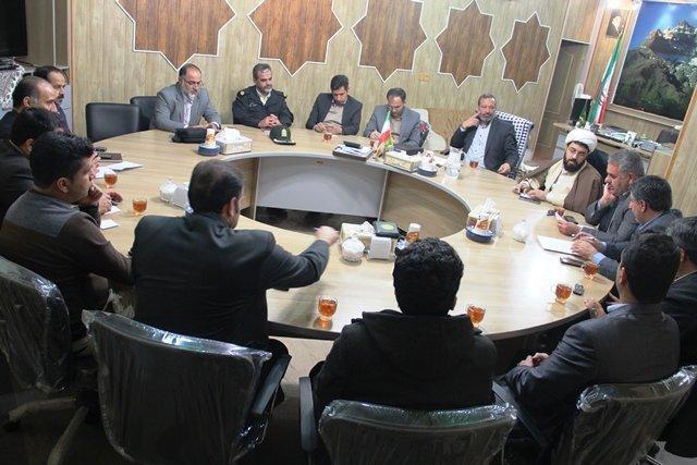 فرماندار:چهره شهرستان تفت باید در استقبال از بهار دگرگون شد