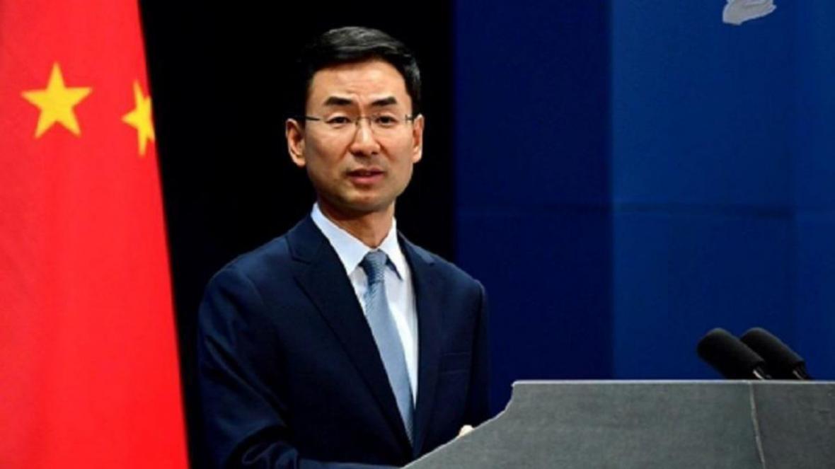 پکن: آمریکا با مقصر جلوه دادن چین درباره همه گیری کرونا قصد فریب افکار عمومی را دارد