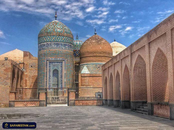 خبرنگاران هفت طرح مرمتی در مجموعه جهانی شیخ صفی الدین اردبیلی اجرا می گردد