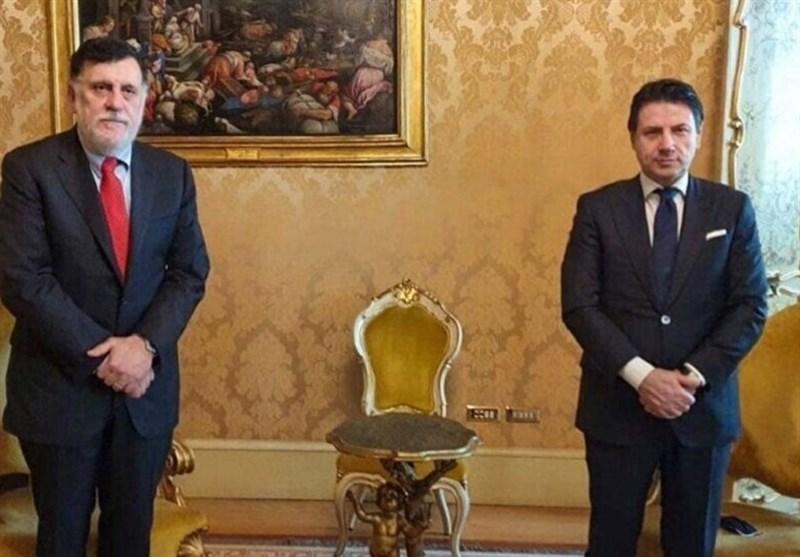 جزئیات ملاقات سران ایتالیا و لیبی در رم