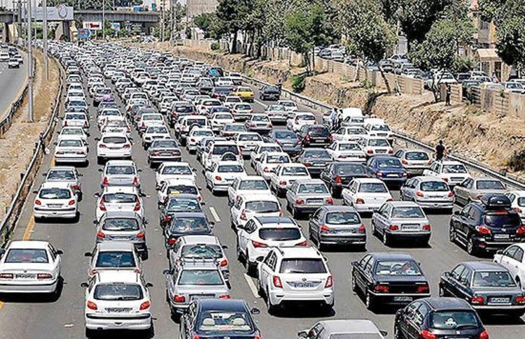 آخرین شرایط جوی و ترافیکی راه های کشور