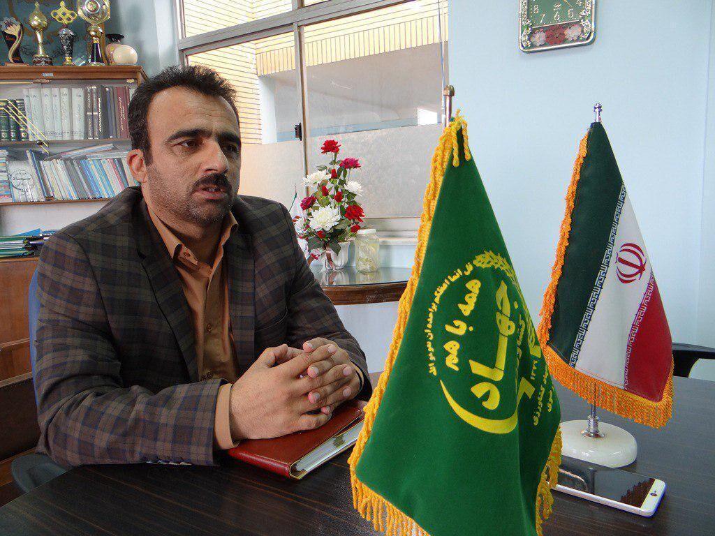 خبرنگاران مدیر جهاد کشاورزی: کاشمر جزو سه شهرستان خرده مالک در کشور است