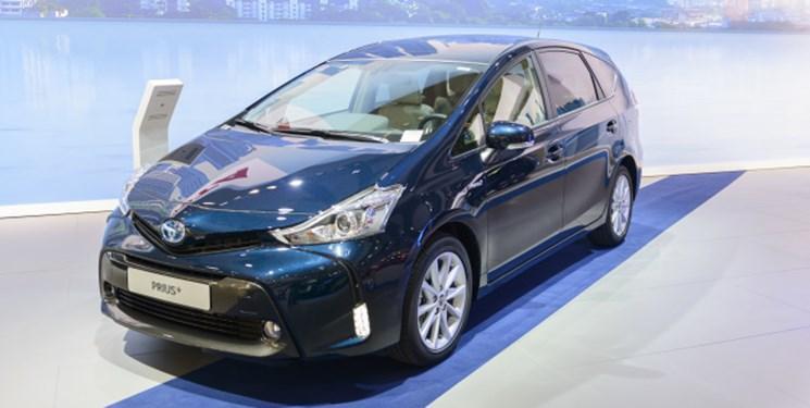 جمع آوری خودروهای تویوتا به علت نقص نرم افزاری