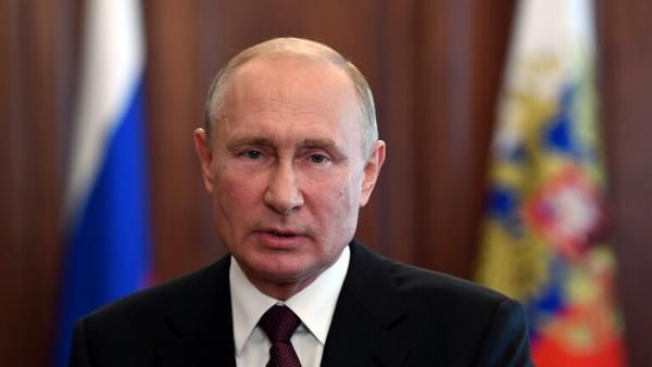 پوتین: نجات جان شهروندان مهم تر از نجات اقتصاد است