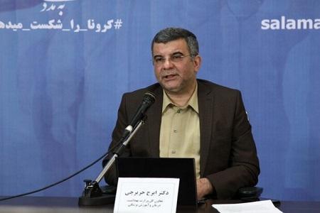 تهران به منبع پخش کرونا تبدیل شده است، افزایش موارد بستری