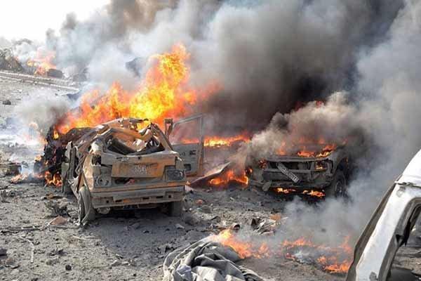 افزایش شمار کشته ها و زخمی های انفجار عفرین سوریه
