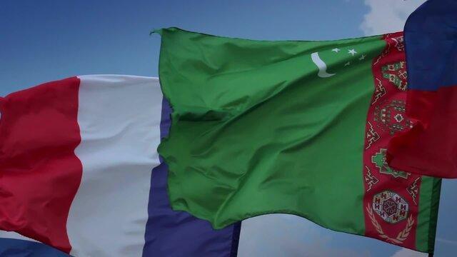 تایید توافق همکاری امنیتی مجلس ترکمنستان با روسیه