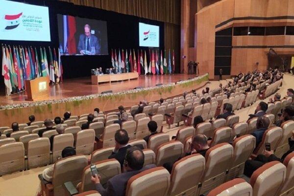 کنفرانس بازگشت آوارگان سوری بر حفظ تمامیت ارضی سوریه تاکید نمود