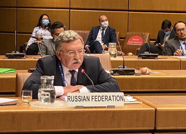 روسیه: آمریکا تخطی از شورای امنیت را خاتمه داده و تحریم های ایران را لغو کند