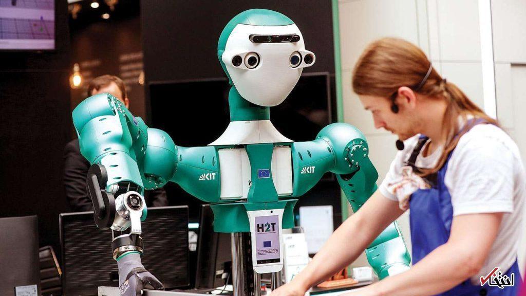 ربات ها کنترل زندگی انسان ها را در دست می گیرند؟