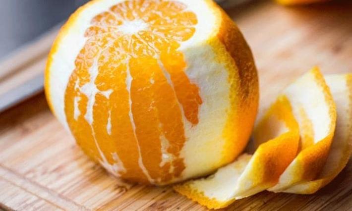 کاربردهای جالب پوست پرتقال
