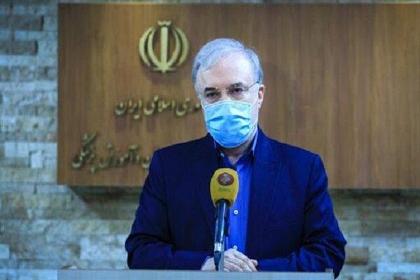 نمکی: اجازه نمیدهم ایرانیها گروه هدف تست واکسن شود ، واکسن کرونا تا بهار 1400 در اختیار قرار میگیرد
