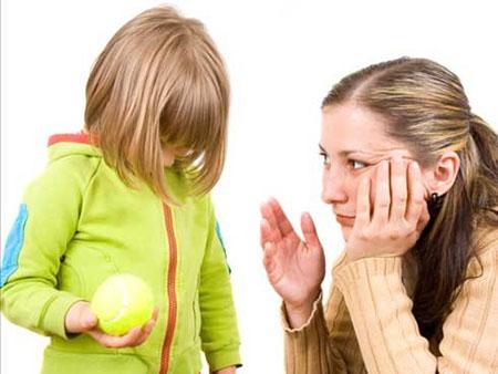 طرز رفتار صحیح با بچه ها فضول و خبرچین
