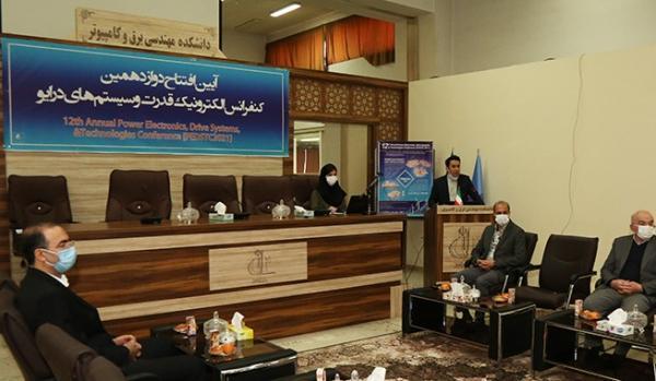 کنفرانس بین المللی فناوری ها و سیستم های الکترونیک قدرت در دانشگاه تبریز شروع به کار کرد