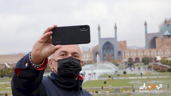ذوق زدگی وزیر گردشگری ونزوئلا از دیدن کرمان و اصفهان