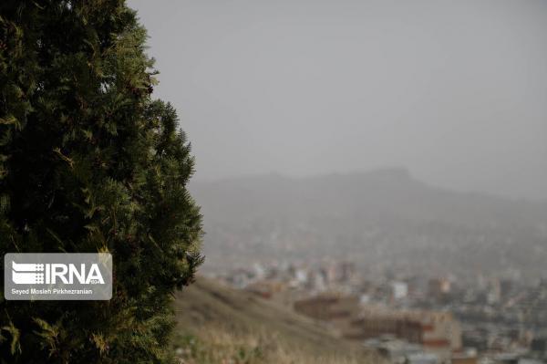خبرنگاران هوای 10شهرستان لرستان ناسالم است