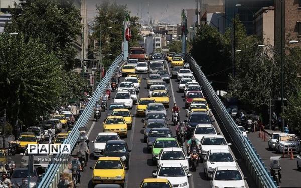 نرخ های جدید طرح ترافیک از امروز اعمال می شود