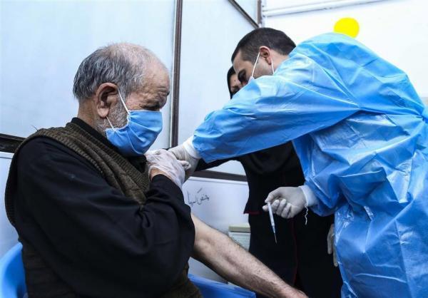 ایرانی ها تا به امروز 3 میلیون و 737 هزار دوز واکسن کرونا زده اند