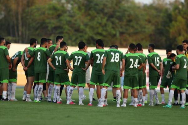 شاهرخی: تیم ملی باید در نیمه اول به بحرین و عراق گل بزند