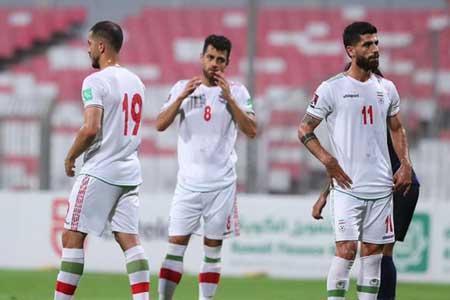 صعود تاجیکستان به جمع دوم های برتر ، شرایط تیم ملی کشورمان چگونه شد؟