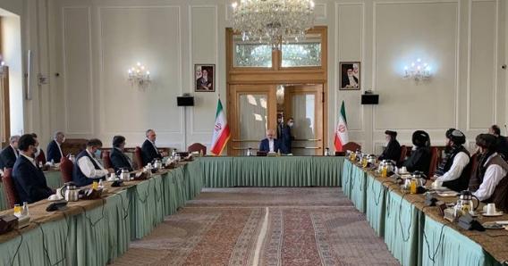 وزارت خارجه افغانستان: از کوشش های ایران قدردانی می کنیم
