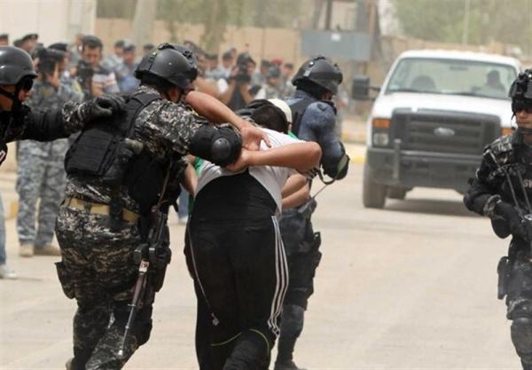 عراق، متلاشی شدن یک شبکه تروریستی در کرکوک