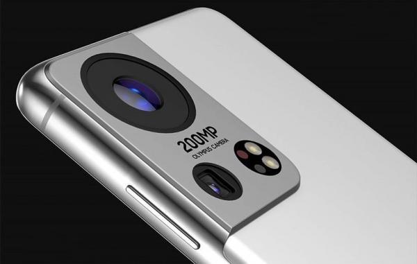 گلکسی S22 احتمالا با دوربین 200 مگاپیکسلی المپوس اوایل 2022 معرفی می گردد