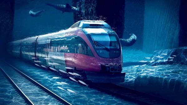 ویزای آمریکا: سرنوشت راه آهن زیرآبی چین به آمریکا چه شد؟