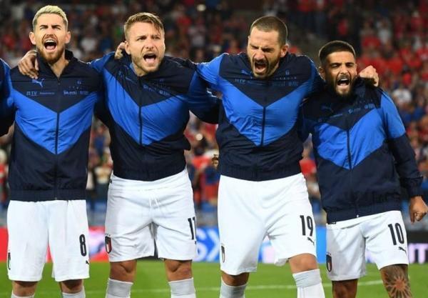 تور ایتالیا ارزان: ایتالیا رکوردشکست ناپذیری در فوتبال ملی را شکست