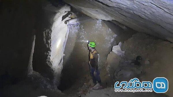 حفاران غیر مجاز به غار تازه کشف شده در خورزنه زودتر رسیدند