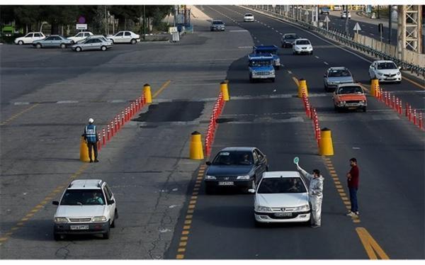افزایش 6، 1 درصدی تردد در محورهای برون شهری